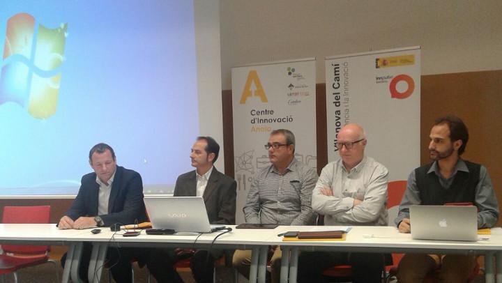 Vilanova prepara la II Jornada d'Innovació per mostrar el teixit empresarial de l'Anoia