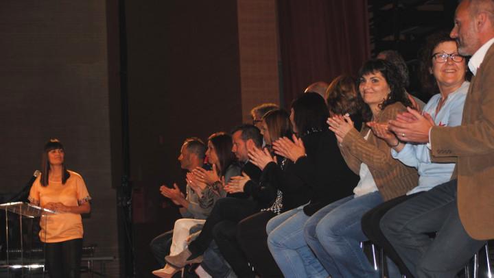 Vanesa González aspira seguir governant amb Vilanova 365