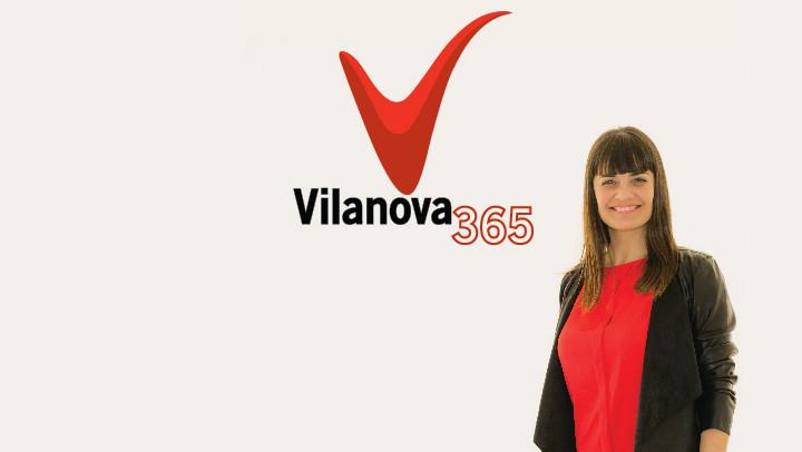 Acte de presentació de Vanesa González, amb Vilanova 365