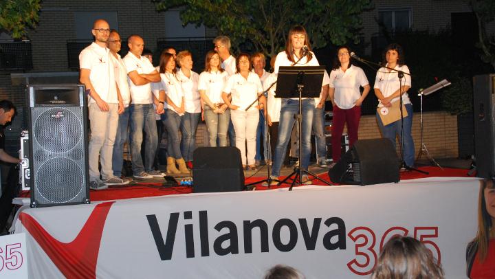 Vanesa González de Vilanova 365 afirma que l'avala l'experiència i la feina feta