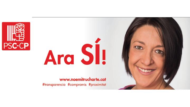 El PSC distribueix la campanya posant atenció a diferents col·lectius