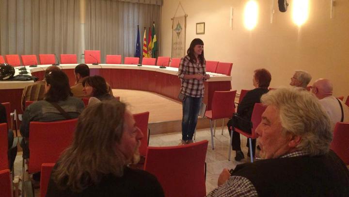 Una dotzena d'entitats signen el conveni anual amb l'Ajuntament