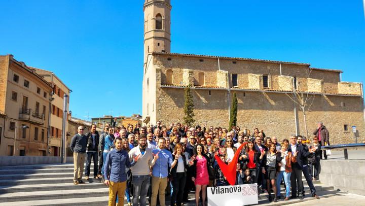 Vilanova 365 busca compartir inquietuds amb els vilanovins i vilanovines