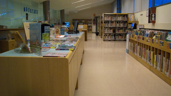 Ecologia i parelles literàries contraposades, a la biblioteca vilanovina