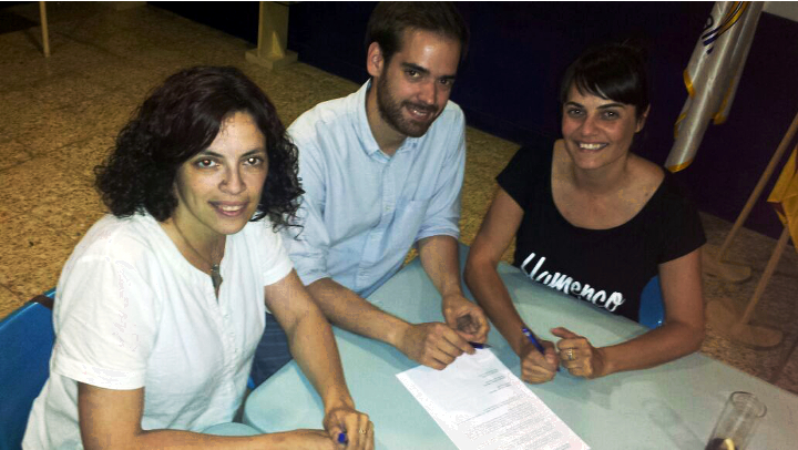 FOTONOTÍCIA – Signat un pacte per donar un govern estable a Vilanova del Camí