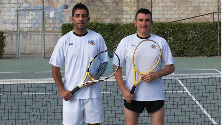 Igualtat en la final de Màsters d'estiu del Club Tennis Vilanova