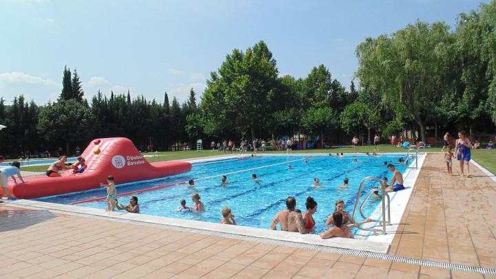 Sis piscines de l'Anoia participen el 9 de juliol al Mulla't per l'Esclerosi Múltiple