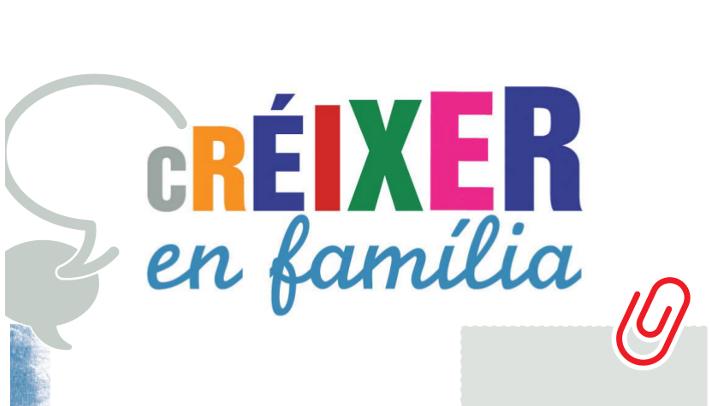 """Sis xerrades per """"Créixer en Família"""" de la mà de l'Ampa Pompeu Fabra"""