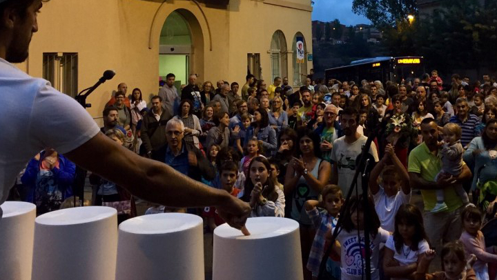 Foto d'arxiu Festa Major 2015
