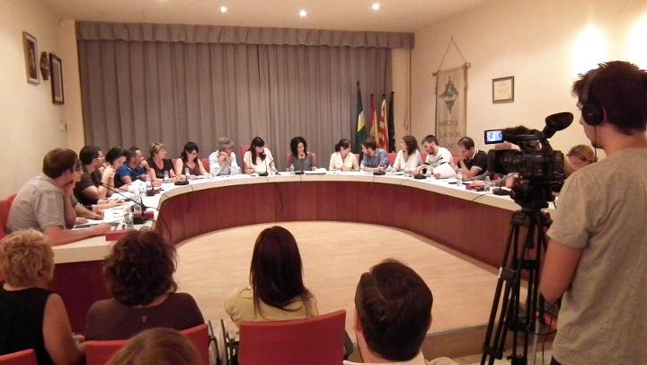 Vilanova s'ofereix com a territori d'acollida als refugiats de la Mediterrània