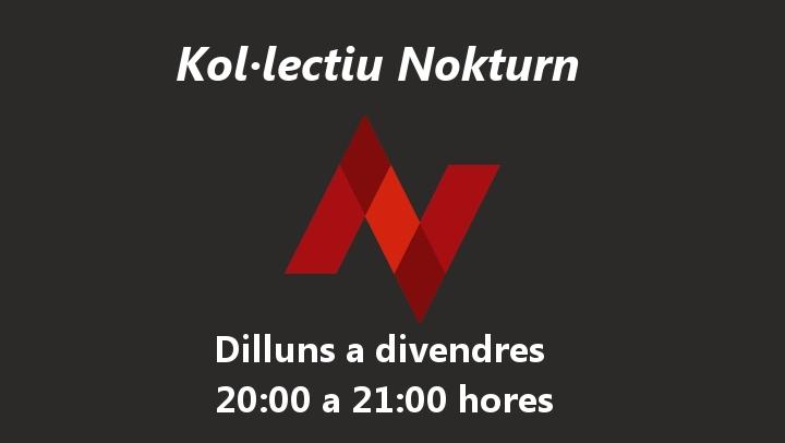 El Kol·lektiu Nokturn estrena nova temporada a Ràdio Nova