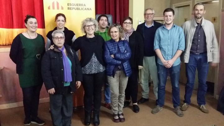 ERC tria candidatura de la Catalunya Central al Congrés dels Diputats