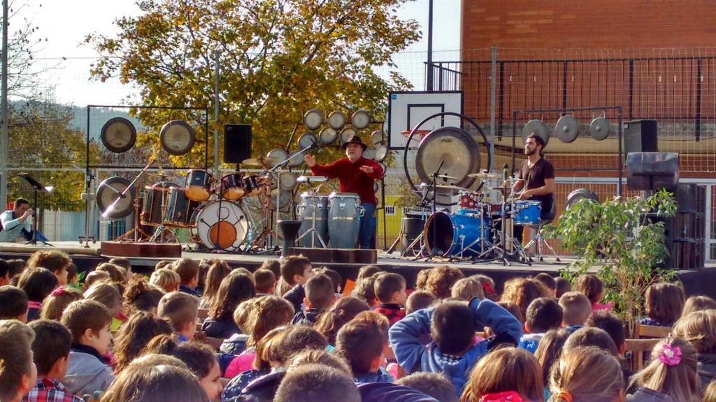 Santi i Dan Arisa, convidats de la Festa de la Música del Pompeu Fabra