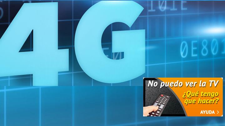 Un servei gratuït soluciona la interferència de la xarxa 4G en el senyal de la TDT