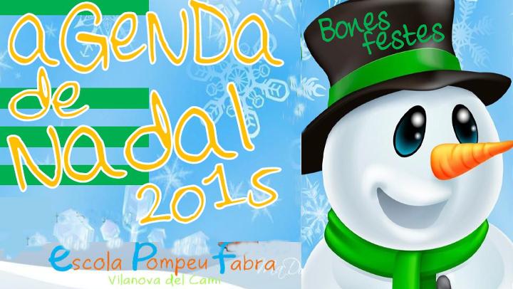L'Escola Pompeu Fabra celebra el Nadal amb concert i música als carrers