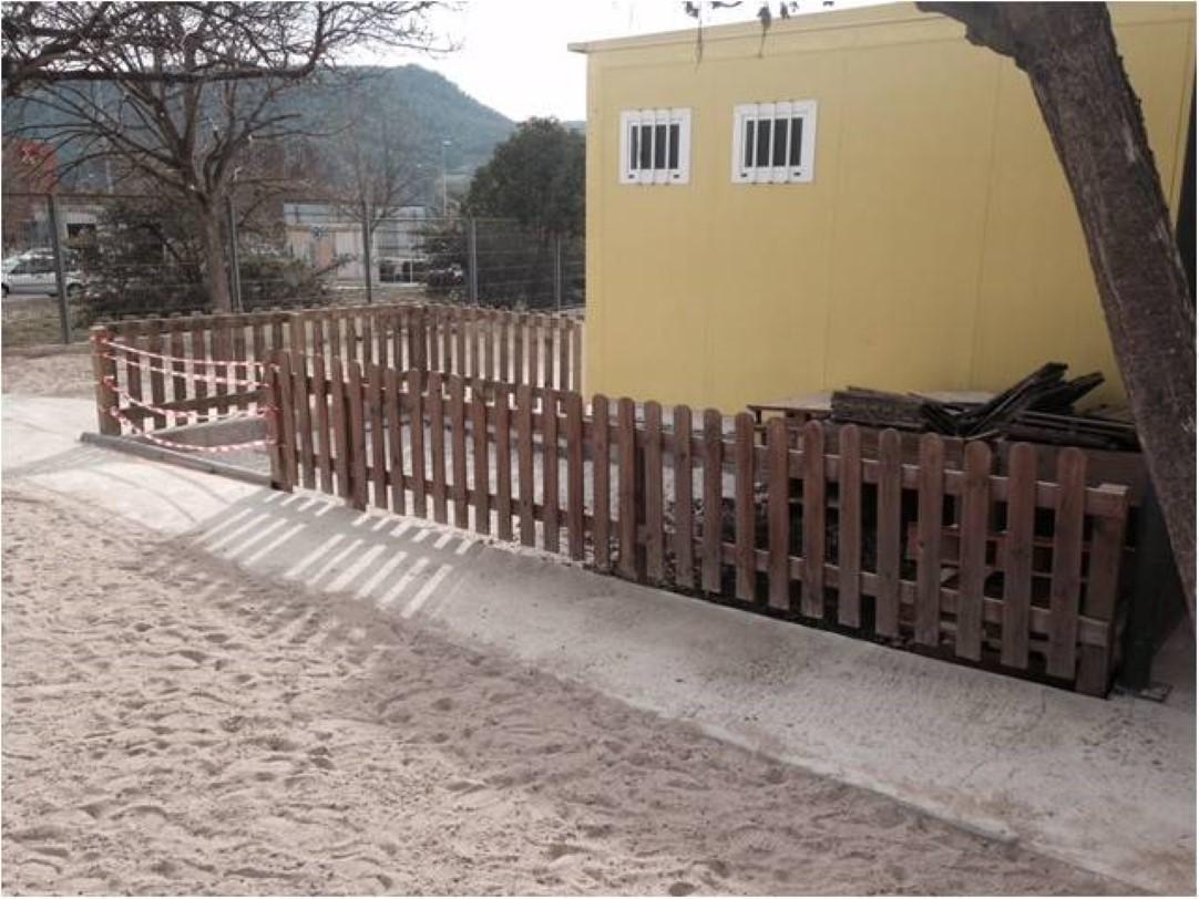 Urbanisme i Educació treballen plegades en un pla de manteniment i millores de les escoles vilanovines