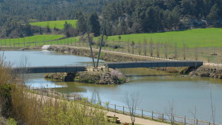 Demà dissabte, GEDEN programa una gimcana pel Parc Fluvial