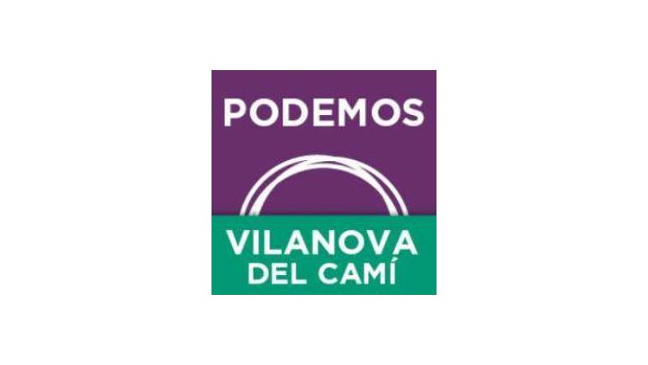 El Círculo Podemos Vilanova del Camí ja té validació oficial