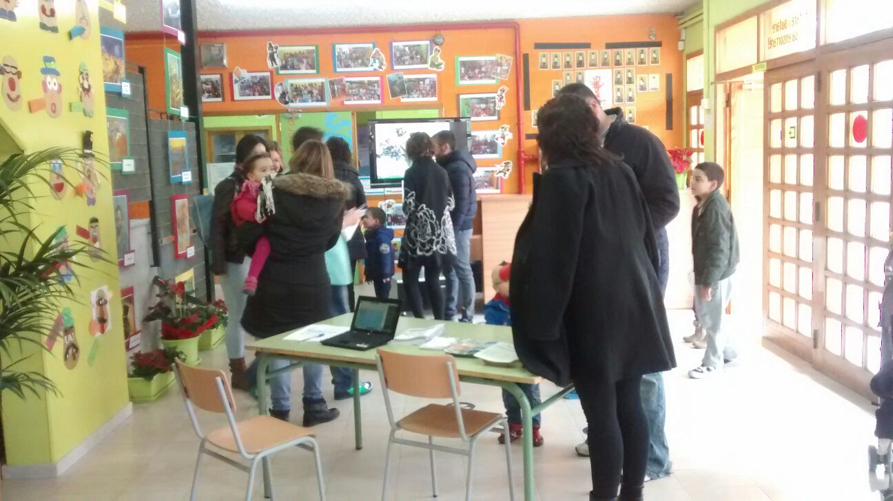 Valoració molt positiva de les Portes Obertes a l'Escola Pompeu Fabra