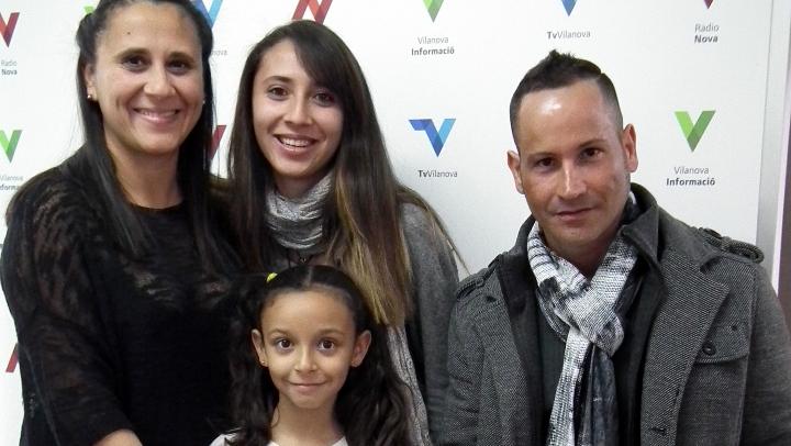 La jove vilanovina Aisha La Fuente guanya el primer concurs d'Instagram #vilanovanatura
