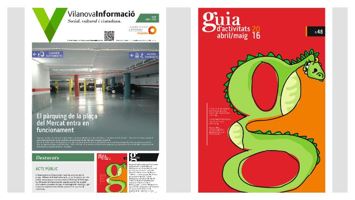 La nova edició del Butlletí i la Guia ja són al carrer