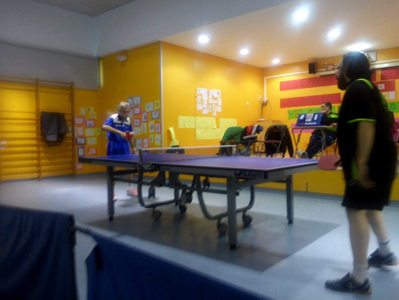Contundent victòria per 5 a 1 del CTT Vilanova davant el Molins de Rei