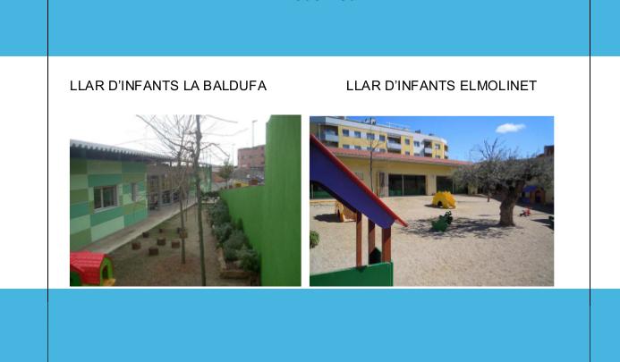 Busquen persones per 'regalar temps i afecte' a les llars La Baldufa i El Molinet