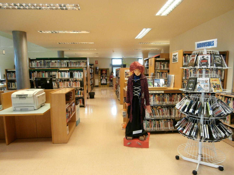 Les bruixes de Roald Dahl omplen les biblioteques anoienques
