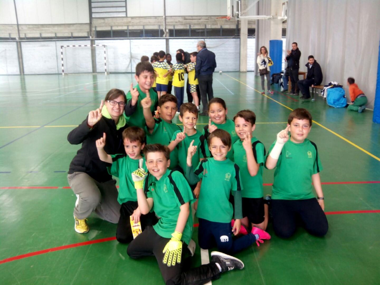 Excel·lent paper dels equips vilanovins als Jocs Escolars de l'Anoia