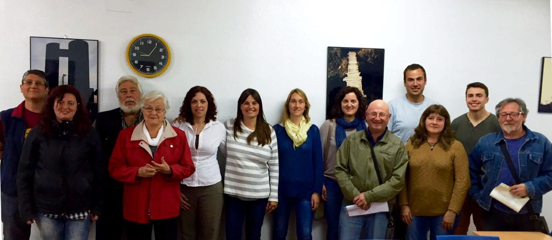 Cultura signa conveni amb una desena d'entitats vilanovines