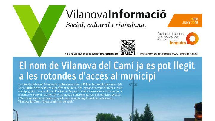 El 'Vilanova Informació' i la Guia d'Activitats d'estiu ja són a la bústia