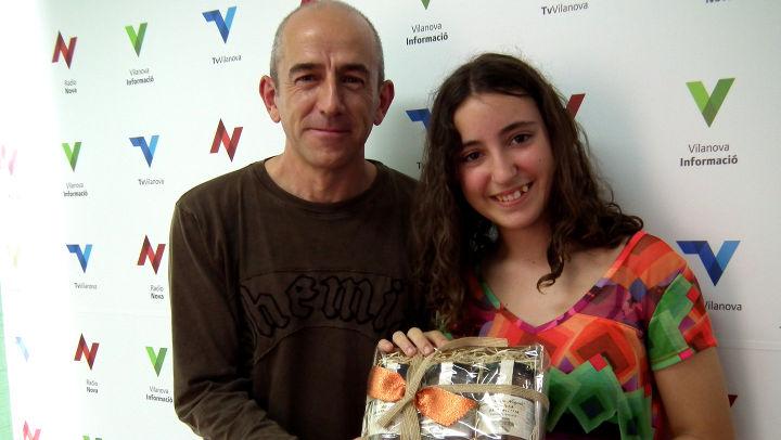 Les orenetes de Noa Vallès guanyen el concurs d'instagram #vilanovanatura de maig