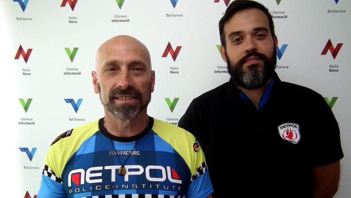 Dos policies locals de Vilanova competiran en els Jocs Europeus de Policies i Bombers