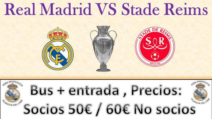 Sortida d'estiu de la Peña Madridista per gaudir del Trofeu Bernabéu