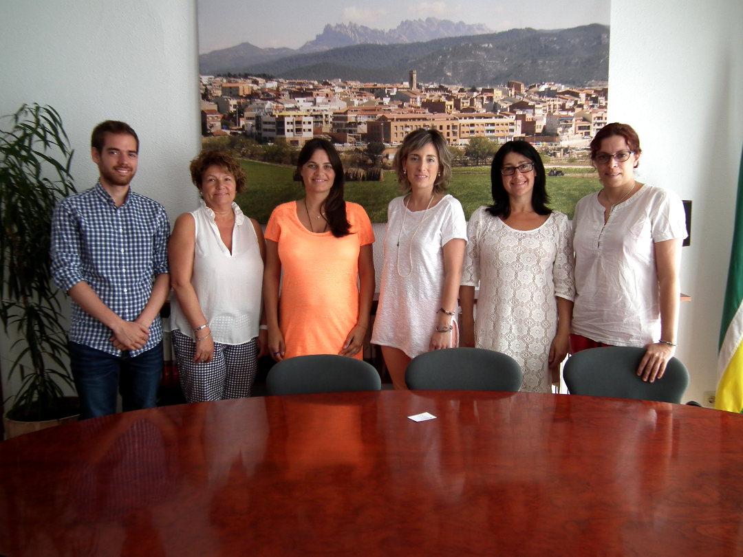 Reunió de treball entre l'Ajuntament i la Generalitat sobre temes d'habitatge i governació