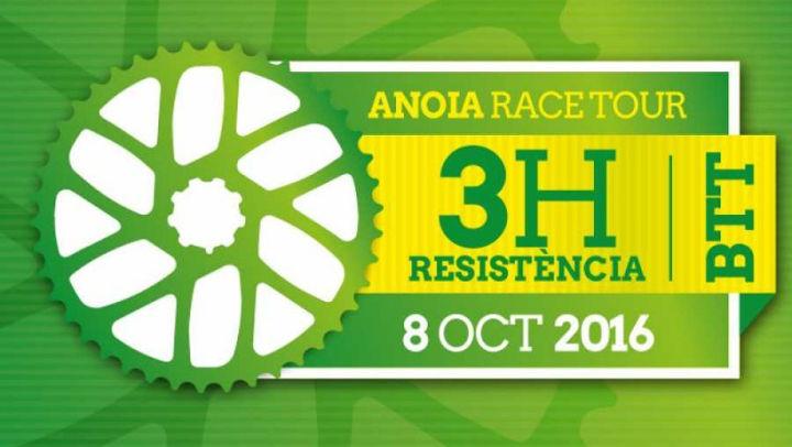 L'Anoia Race Tour porta 3 Hores de Resistència BTT a Vilanova del Camí