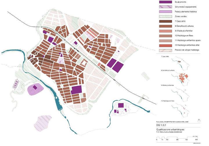Vilanova del Camí ja disposa del Pla Local d'Habitatge