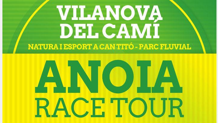 L'Anoia Race Tour combinarà oci, esport i natura al Parc Fluvial