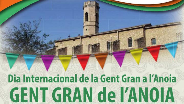 Vilanova acollirà l'1 d'octubre una diada per a la Gent Gran de l'Anoia
