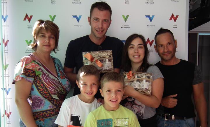 El concurs #vilanovanatura proclama els guanyadors de juliol i agost