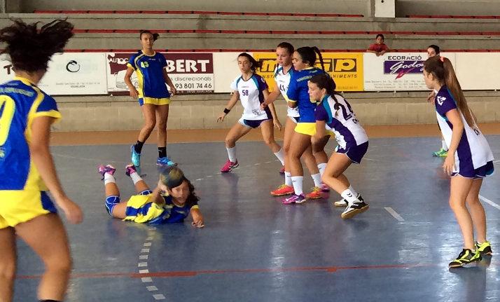 L'equip juvenil del CHV jugarà a primera