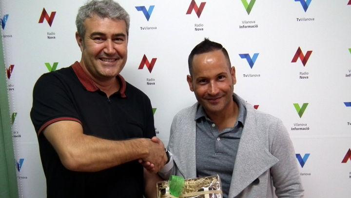 El vilanoví Àngel López guanya el concurs #vilanovanatura de setembre