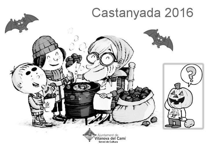 Vilanova es prepara per celebrar La Castanyada amb propostes diferents