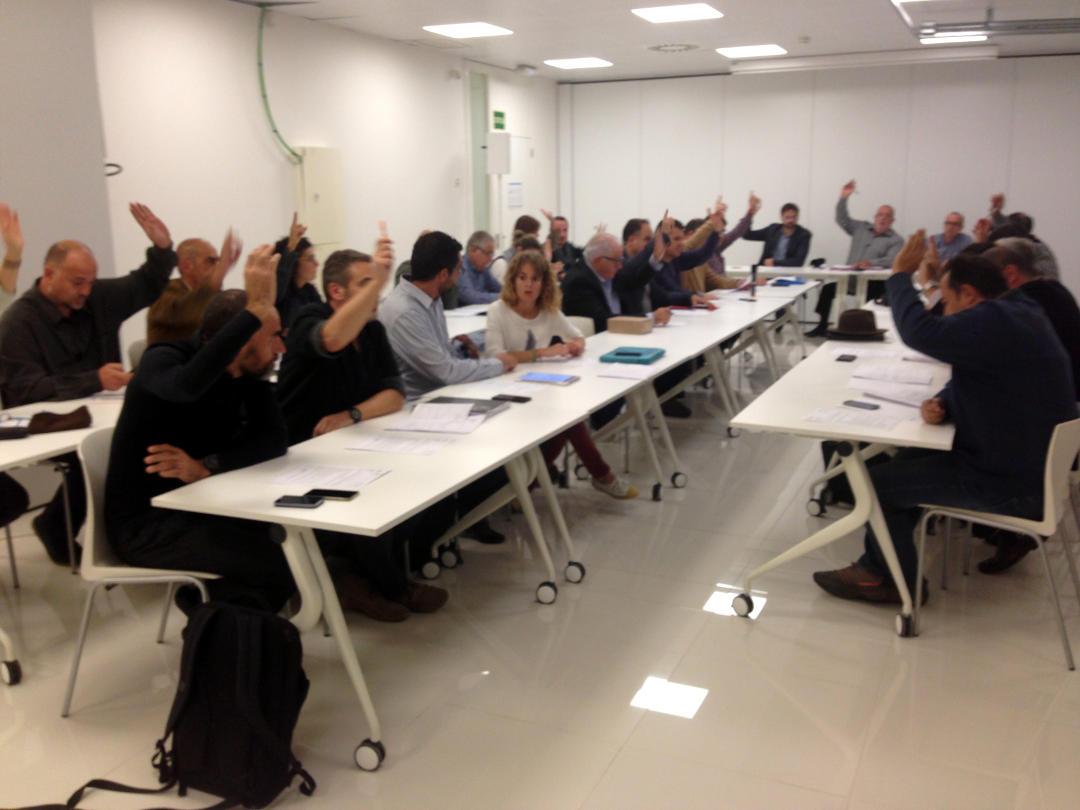 El Consell aprova per unanimitat sancionar la Hispano Igualadina per infraccions greus en netedat i per deficiències tècniques