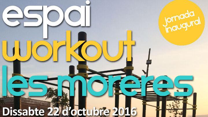 Vilanova inaugura dissabte l'espai workout amb una exhibició d'experts