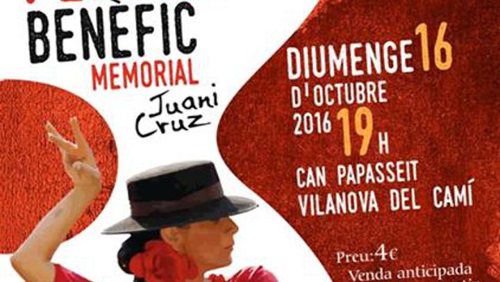 Entrades esgotades pel Festival Flamenc contra el càncer de mama