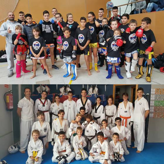 Dinou pòdiums per al Furio Jol en els campionats de Catalunya infantils i cadets de Muay Thai i Taekwondo