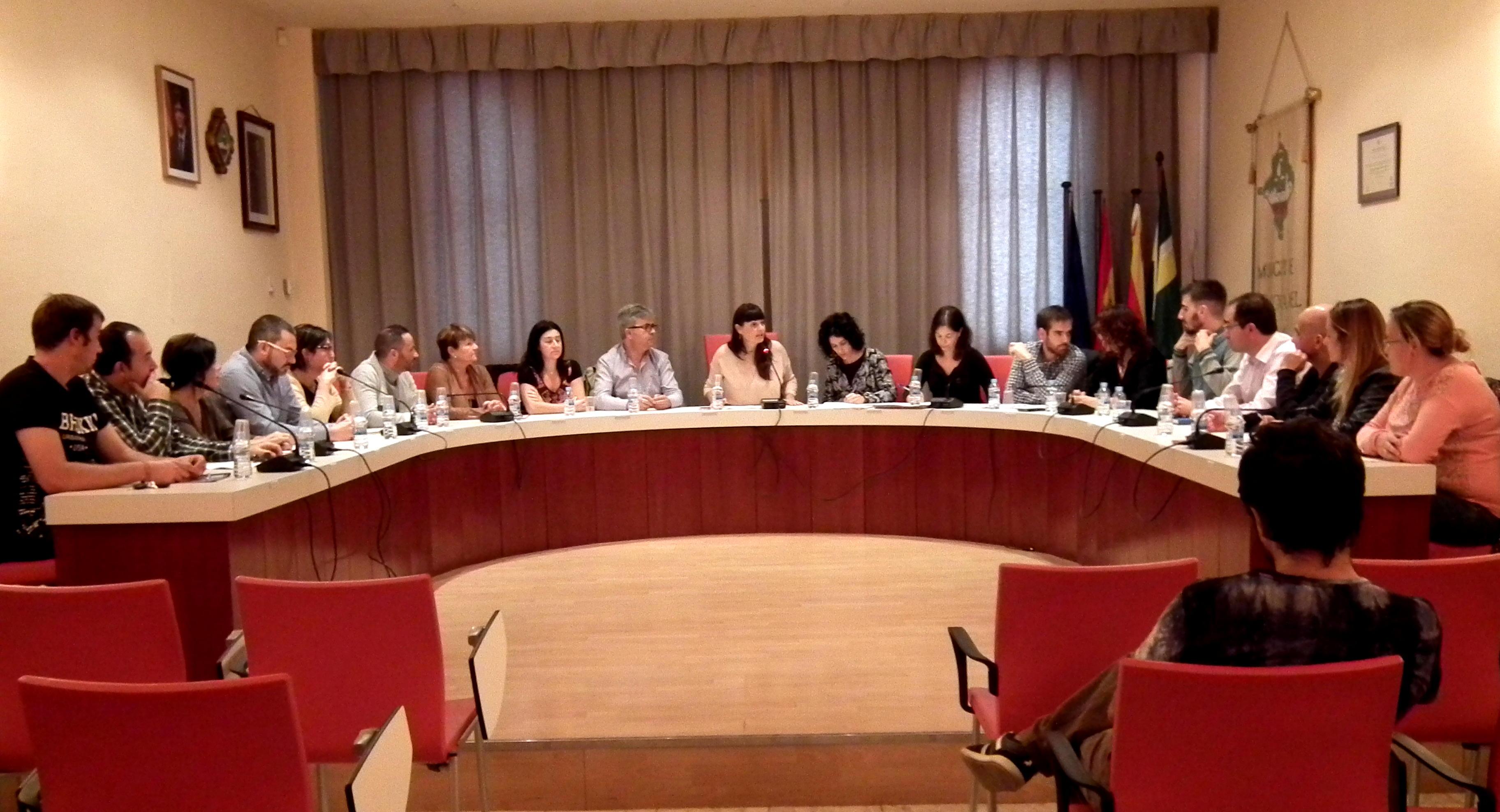 Vilanova aprova la congelació de les Ordenances Fiscals per al 2017 per àmplia majoria