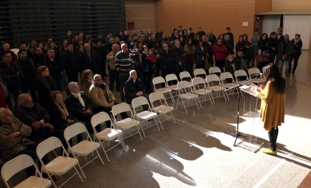 La recepció de Nadal aplega representació d'una cinquantena d'entitat |FOTO i VÍDEO|
