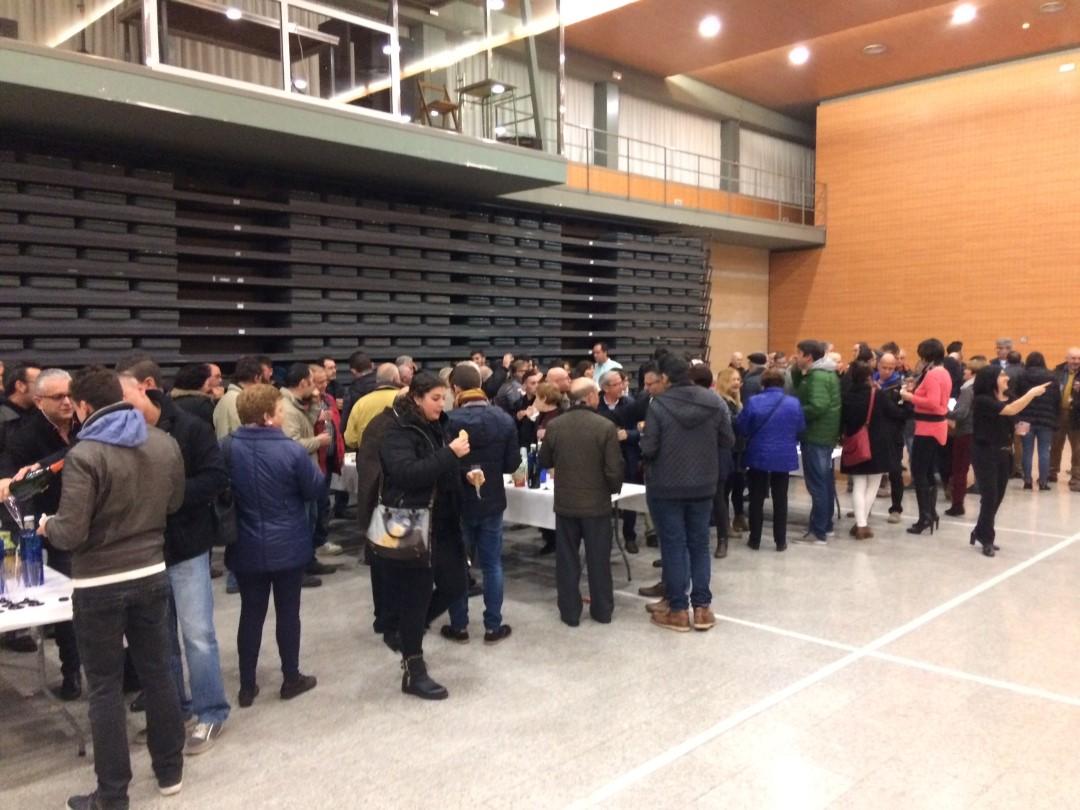 Recepció nadalenca a les entitats vilanovines 2016 |VÍDEO|
